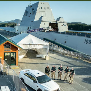 Zumwalt Port Security