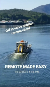 Remote Logistics