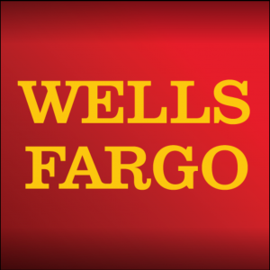 Wells Fargo Bank square logo